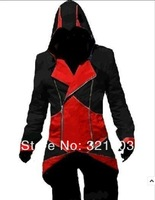 Assassin's Creed 3 Connor Kenway Hoodie Jacket Anime Costume