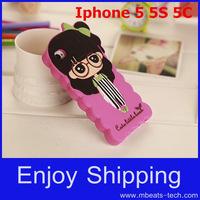 wholesale DHL free shipping 40 pcs/lot hot phone case for 5s