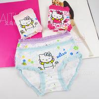 Детские трусики mickey cartoon children's underwear cotton boxer underwear for girls kids pants