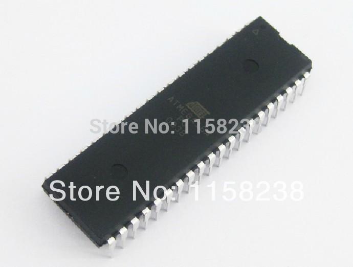 Atmel ATmega16A-PU ATmega16A ATmega16 mega16 PDIP40(China (Mainland))