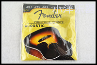 20PCS/LOT 60XL (.010-.048) Phosphor Bronze 1st-6th Guitar Strings For Acoustic Guitar