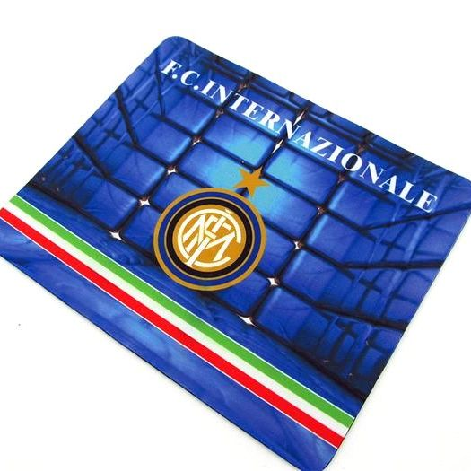 Inter milan football club mouse pad football fans souvenirs 21*18cm(China (Mainland))