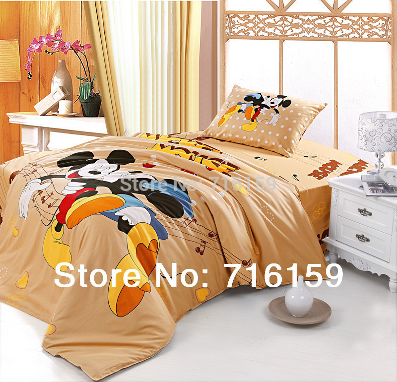 Popular Mickey Mouse Bedding Sets Buy Cheap Mickey Mouse