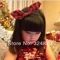 2014 New Korean fahsion style Top level Children hair decoration lovely flower hair band lovely girl