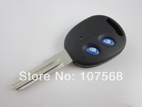 Free shipping Chevrolet Aveo 2 button remote key case; without logo