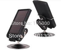 7.4V solar panel solar charger for LTL series hunting camera Free Shipping