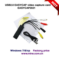 Hotsale products usb video capture adapter for win7/8/xp