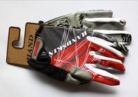 High Quality Men Women Softshell ROAD/MT Bike Cycling Full-finger Gel Gloves Black Green Red Spring Autumn Use