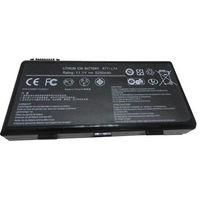 5200MAH laptop battery forMSI CX620 CX620MX CX630 CX700 GE700 EX460 EX610 CX623 CX500 CX500DX A7005