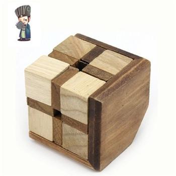 Children\\\'s Wooden Crosses Toys DIY Wooden Cross HTS