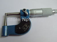Free shipping! 0-25mm Tube Micrometer drum head special micrometer gauge measuring tools .
