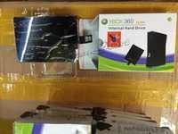 10pcs/lot NEW version ORIGINAL 500GB Slim Internal HDD Enclosure Hard Drive Disk For XBOX 360 Games media player Free Shipping