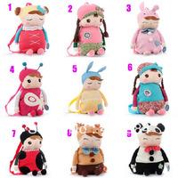 FREE SHIPPING Metoo child school bag angela girl backpack cartoon baby  bag many type for choosing