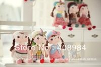 2013  Metoo rabbit angela girl plush toy doll placarders doll child gift soft toys  40cm  many type