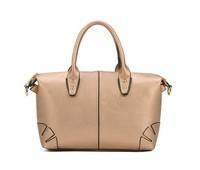 Boston City Style 2014 Fashion Women Handbag Sole Metal Color PU Shoulder Bag Women Casual Bag Free Shipping