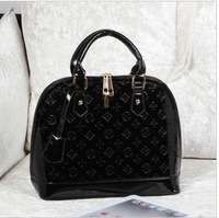 2013 women's PU shell bag handbag bag shaping bag shoulder bag women's handbag