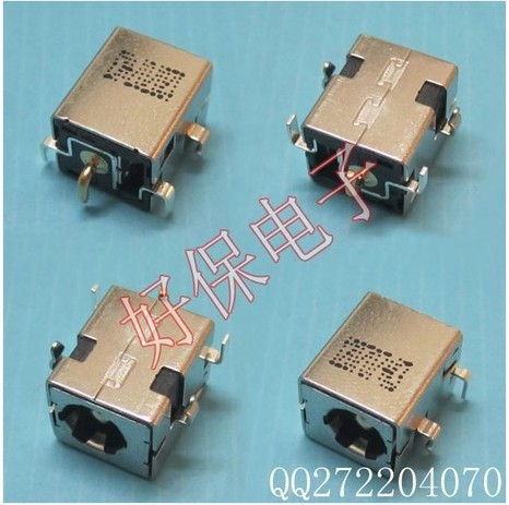 FOR Asus Lenovo Fujitsu Sony TCL Haier power connector copper socket head DC Jack(China (Mainland))