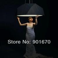 Free Shipping Italy modern simple pendant light polyface rhombus pendant light Dining resin pendant light 1 light