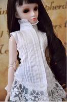 Endless Girl White Shirt For 1/3 1/4  BJD Doll SD MSD Luts Super Doffie Clothes