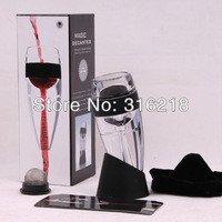 Decanter wine Aerator / deluxe wine decanter /wine pourers +free EMS shipping