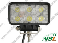 High Quality 18W,Offroad 4'' Led Working Light High Power, Spotlight,Brightness Waterproof 18W LED Work Light