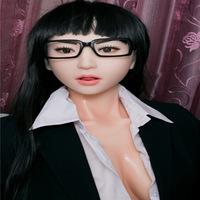 Full solid real silicone sex dolls with skeleton japanese sex doll,lifelike sex dolls for men 160cm