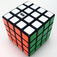 Free shipping! Moyu Aosu 4x4x4 Magic Cube Speed Cube Puzzle Toy Black