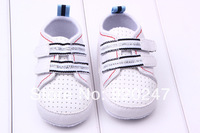 0-1 age boy Baby Shoes,Baby Rubber Sole Sapatos Lace-up Toddler Baby Prewalker Shoes Size 11,12,13cm