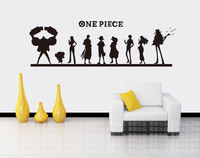 Free Shipping Wholesale and Retail One Piece Wall Stickers Wall Decors Wall Covering Vinyl  Wall Decal Home Decoration 315