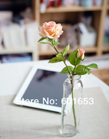 Real Touch rose Flowers Fresh rose Artificial Flowers Home decorations for Wedding Party or Birthday