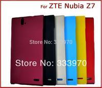 2PCS 10% OFF!! Unique Fashion Wear Resistant Quicksand Hard Back Case For ZTE Nubia Z7 Phone Cover Fits Nubia Z7 accessories
