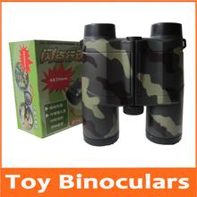 2014 regalo de cumpleaños 4 x 35 mm Camo aire libre se divierte educativo juguete estudiante hijos telescopio prismáticos regalo para niños envío gratis