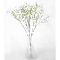 White Gypsophila Artificial Babysbreath Flowers Wedding Home Garden Plants Length 50cm/19.68in