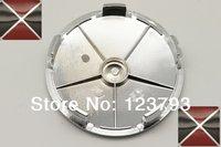 Free shipping 80pcs 68mm Black_Red Carbon Fiber Wheel Center Hub Caps emblem for car wheel rim