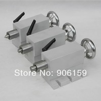 CNC tailstock 4 Axis Rotary Axis Lathe Engraving Machine Chuck