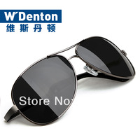 2014 new arrival!Male Female polarized large colorful reflective sunglasses driving mirror sunglasses UV400 with lens cloth box