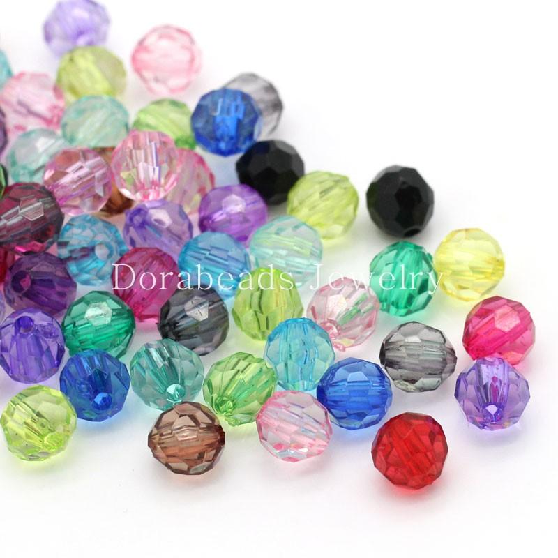 Бусины Lovely beads 6x6mm,