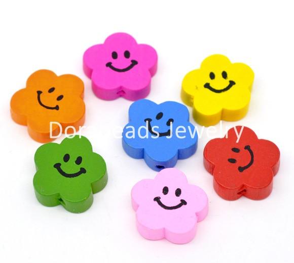 Lovely beads 50 20x20mm