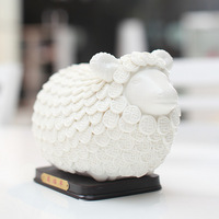 Home crafts lucky manfo sheep all is fu word decoration wedding gifts
