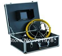 12 Camera LEDs Sewage Drain Inspection Camera PD-Z710DM & 20M Cable