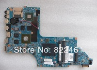 Free shipping Original Notebook motherboard DV6-7000 682172-001Mainboard  I A series of independent eight memory GT650