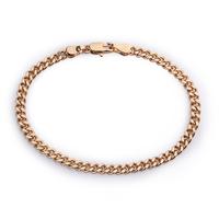 6pc Wholesale Aliexpress Sale 2014 Bracelets & Bangles 18k Gold Plated Bracelet Fashion Chain Bracelete Free shipping 10BR18K-22