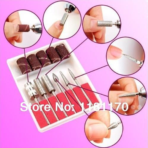 Инструменты для дизайна ногтей Wellbom  wb01