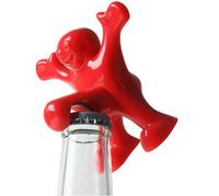 Free Shipping! Creative Supplies Bar Tools, Happy Man Bottle Open Man, Beer Bottle Opener, Kitchen Bottle Opener, Hand Opener