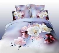 3D  printed 4pc  bedding set 3d unique Duvet Covers bedlinen unique bedclothes
