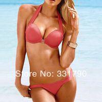 Free Shipping 804364 sexy women swimwear large size s m l wholesale
