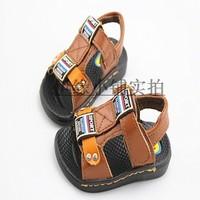 2013 child sandals handsome male child sandals child sandals soft outsole light sandals children toddler shoes