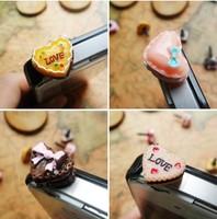 Free shipping! wholesale 10pcs kawaii cartoon cute lovely sweet cake dust plug/headphone/phone chain for 3.5mm cell phone mobile