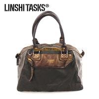 2014 LINSHITASKS LINSHITASKS bag Korean version of the influx of casual man bag retro bag washing bag