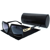 2014 Popular Brand Germany Imitation Cazal 3042 Sunglasses Fashion Unisex big size desinger sunglasses